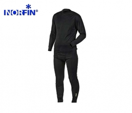 Нижнее белье NORFIN THERMO LINE (чёрн.) *40